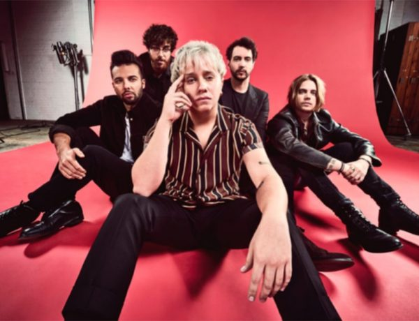 Nothing But Thieves en septiembre en Argentina (2)