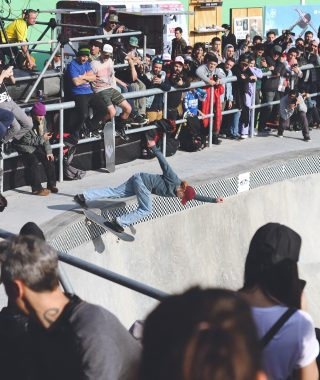 Vans presentó el Authentic Bowl Sessions 5