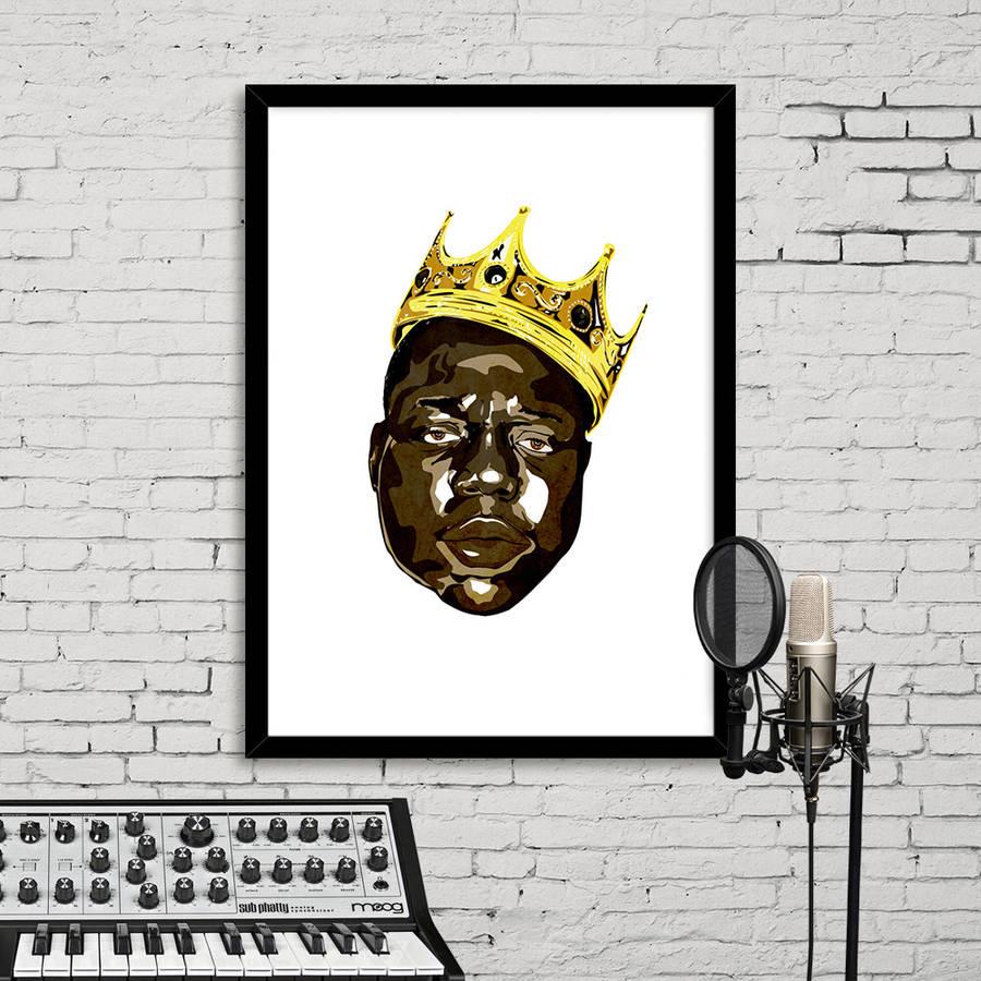 Delano Limoen retratos de los más grandes artistas del hip hop (1)