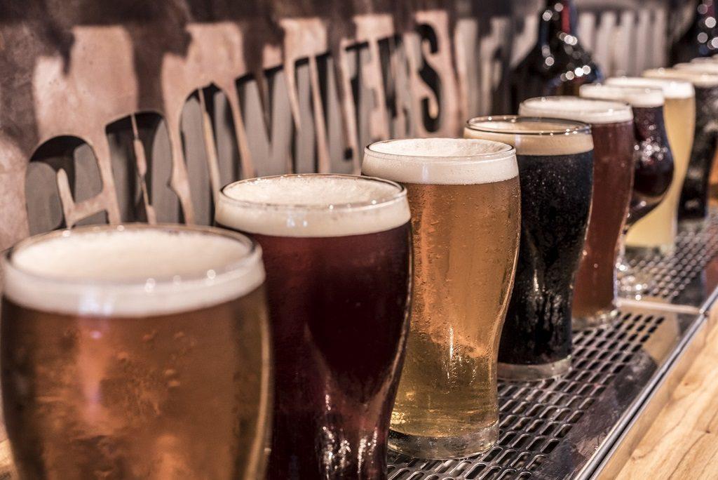 Growlers cerveza loqueva
