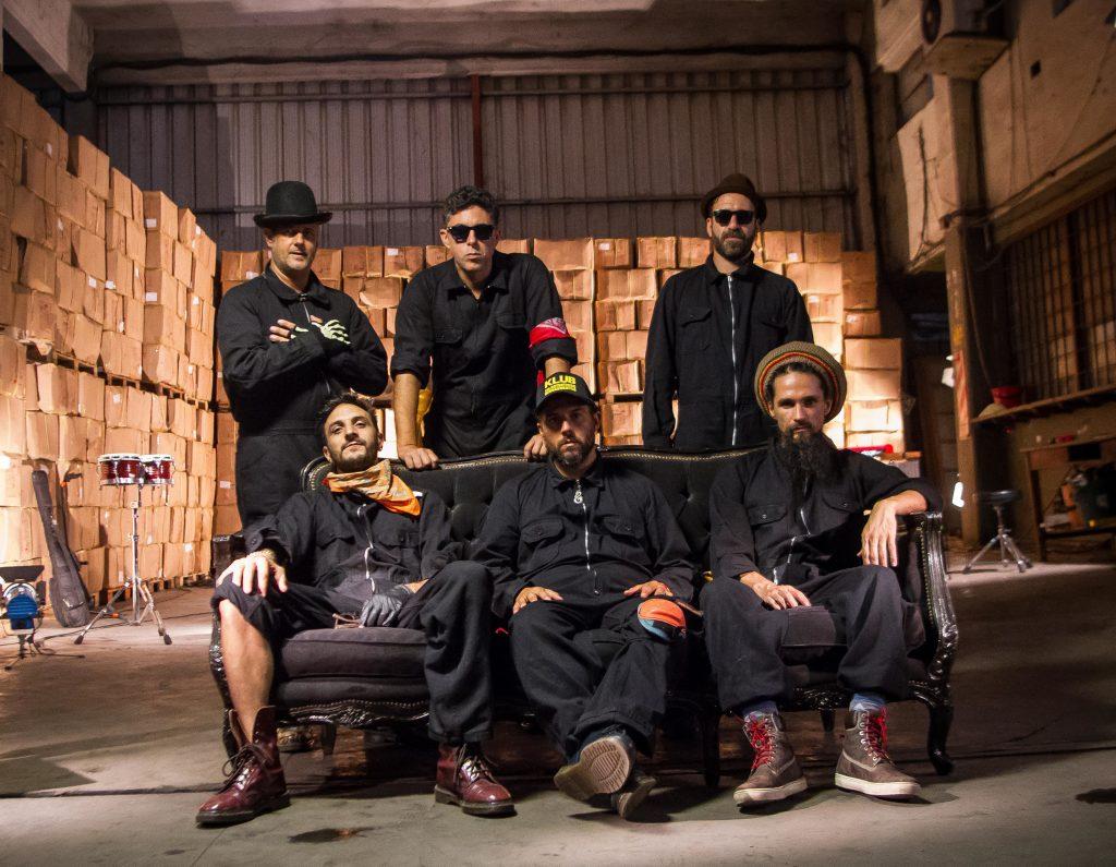 KLUB presenta Los Auténtios Reggaementes
