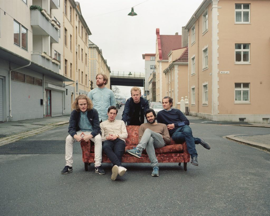 Kakkmaddafakka en la segunda edición del Festival Walkman