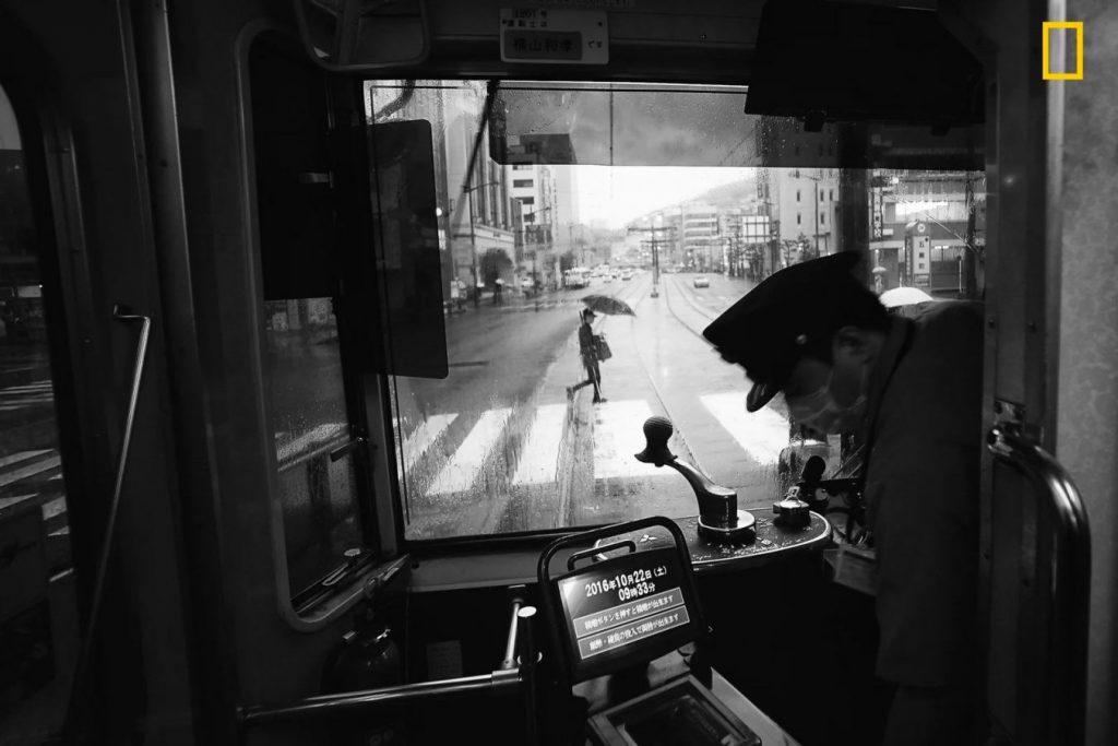 Otro día lluvioso en Nagasaki, Kyushu - Hiro Kurashina National Geographic