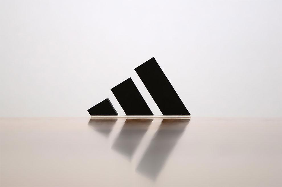 Diseñador convierte logos famosos en objetos de todos los dias con impresion 3d (1)