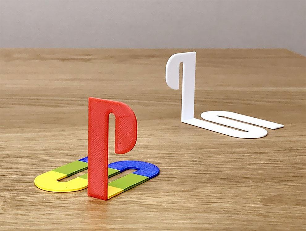 Diseñador convierte logos famosos en objetos de todos los dias con impresion 3d (22)
