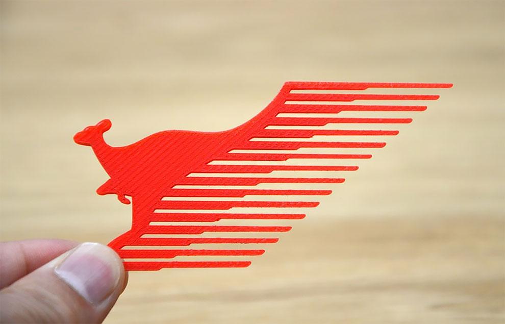 Diseñador convierte logos famosos en objetos de todos los dias con impresion 3d (27)