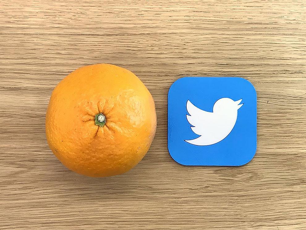 Diseñador convierte logos famosos en objetos de todos los dias con impresion 3d (30)