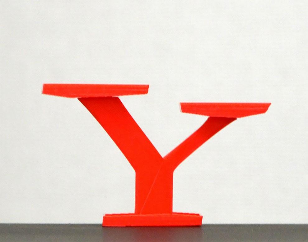 Diseñador convierte logos famosos en objetos de todos los dias con impresion 3d (33)