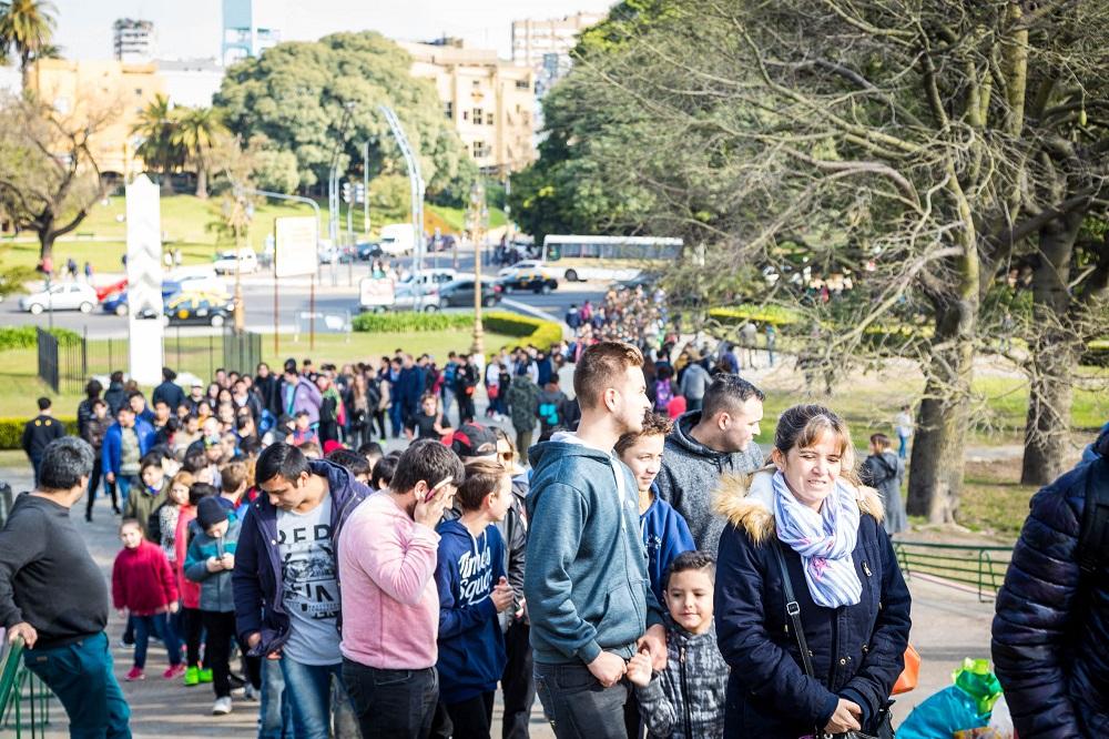 Más de 13 mil personas pasaron por Musimundo Gaming Week