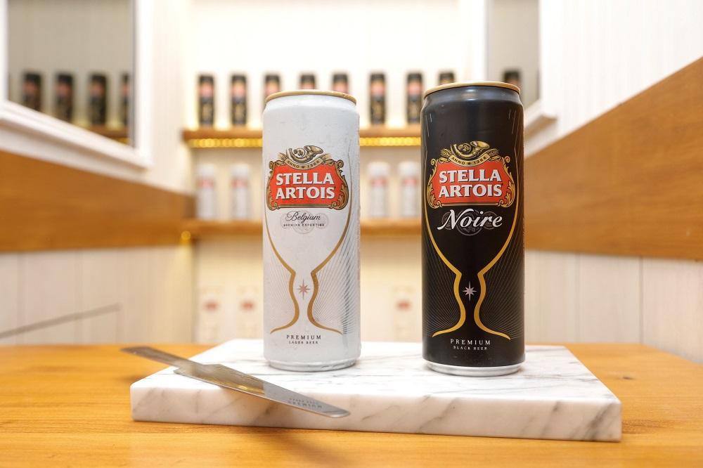 Lanzamiento de la nueva lata Petit Artois en el bar más finito del mundo