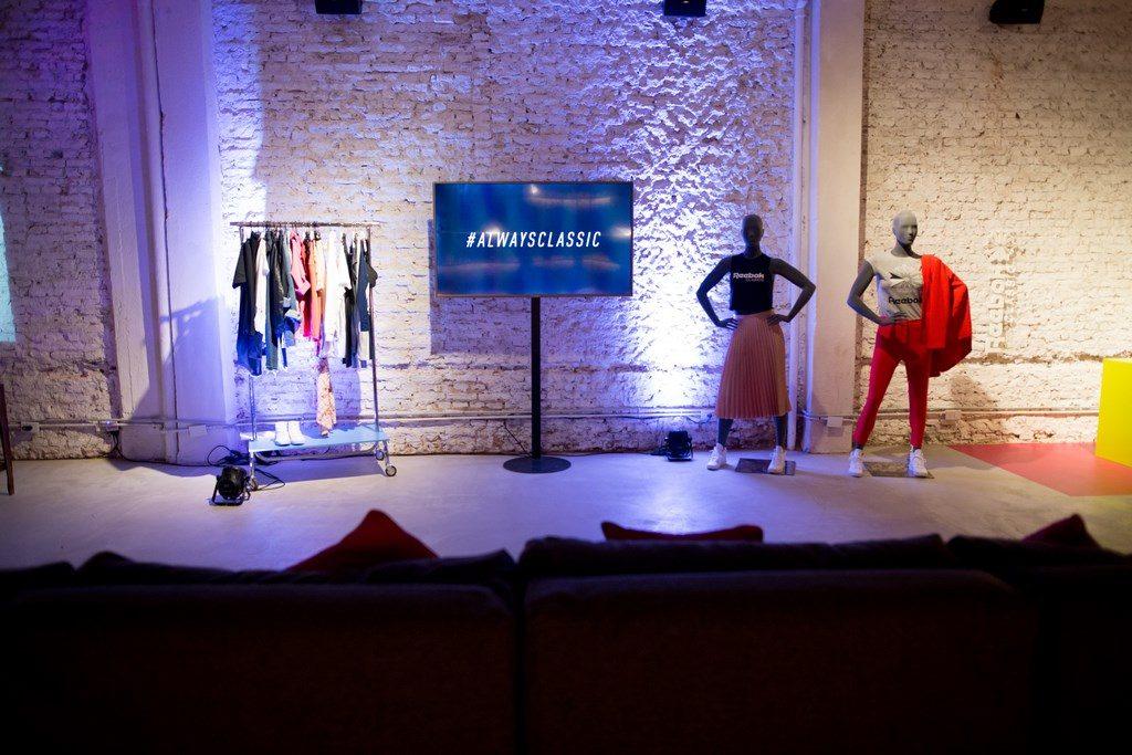 Reebok celebró la evolución de un clásico imparable: Freestyle Hi Nova