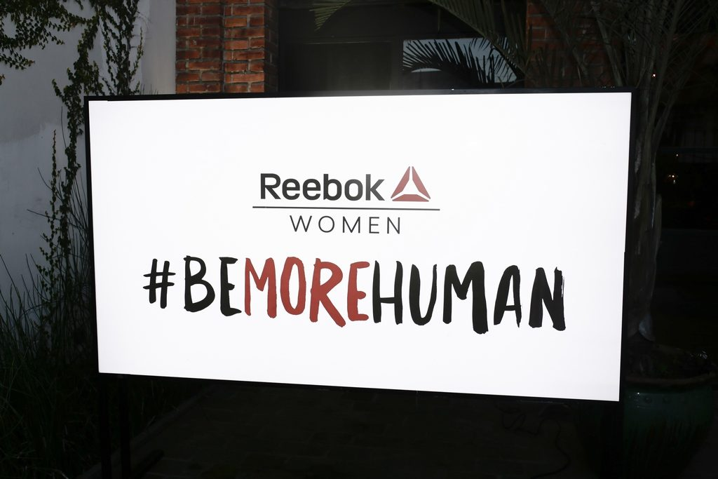 Reebok Women Be more human (1)