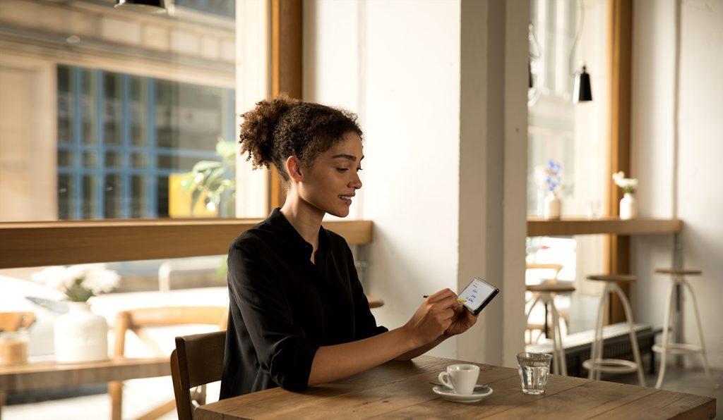 Samsung presentó el nuevo Galaxy Note9 en Nueva York (1)
