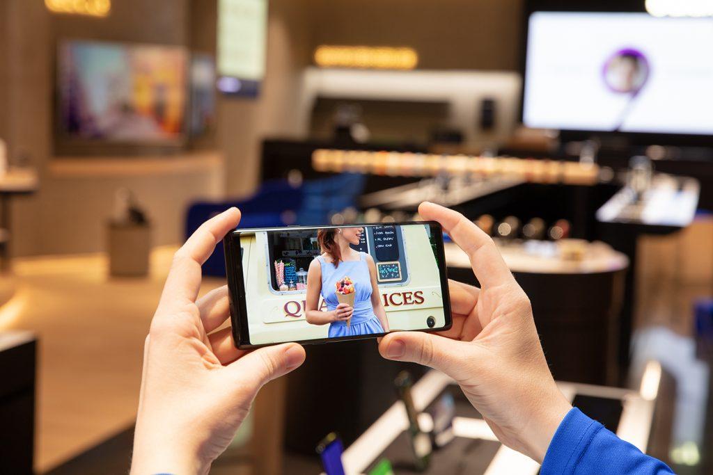 Samsung presentó el nuevo Galaxy Note9 en Nueva York (2)