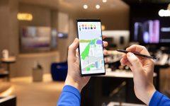 Samsung presentó el nuevo Galaxy Note9 en Nueva York (3)