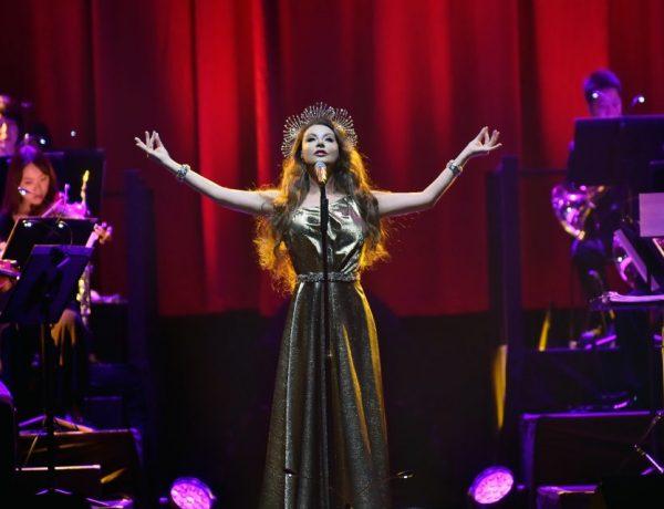 Sarah Brightman anuncia una segunda función en el Teatro Colón