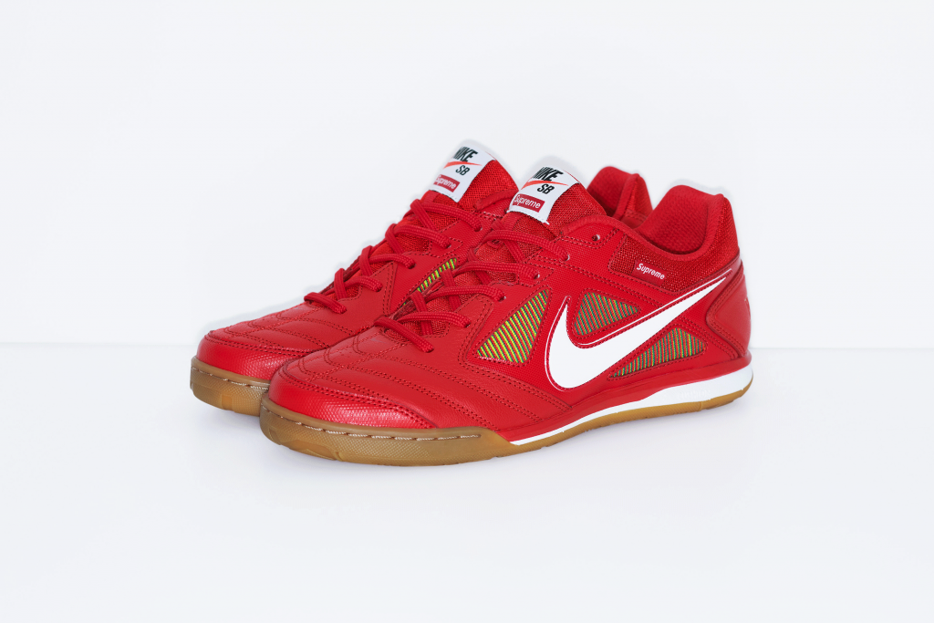 Supreme se vuelve a unir con Nike SB con una versión de las Gato (2)