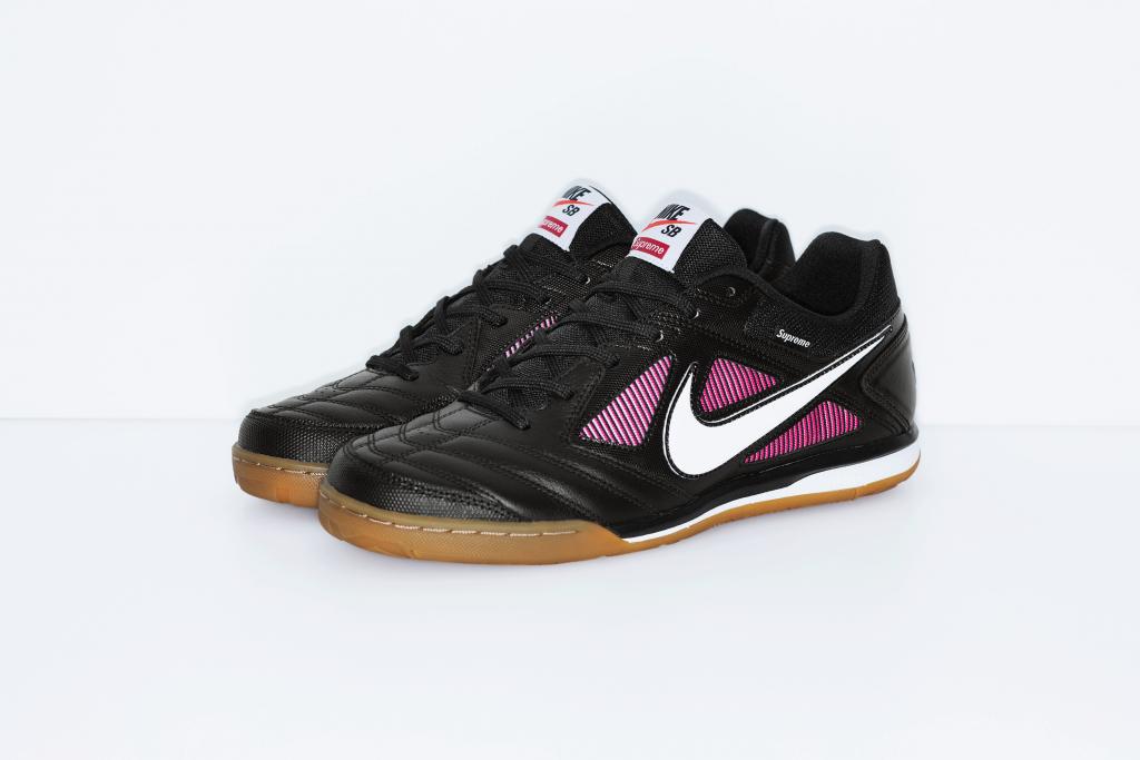 Supreme se vuelve a unir con Nike SB con una versión de las Gato (3)