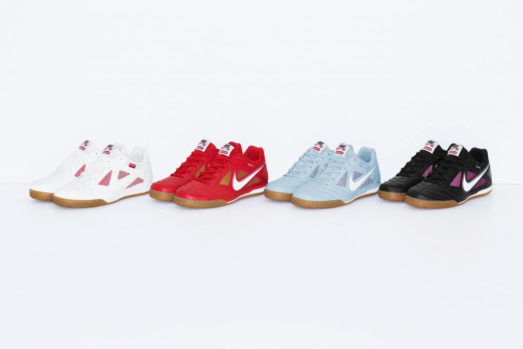 Supreme se vuelve a unir con Nike SB con una versión de las Gato (6)