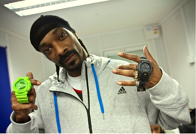 snoop dogg g shock