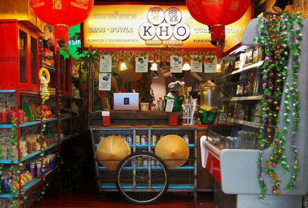 Green Bamboo tiene su propuesta de cocina callejera y se llama Kho
