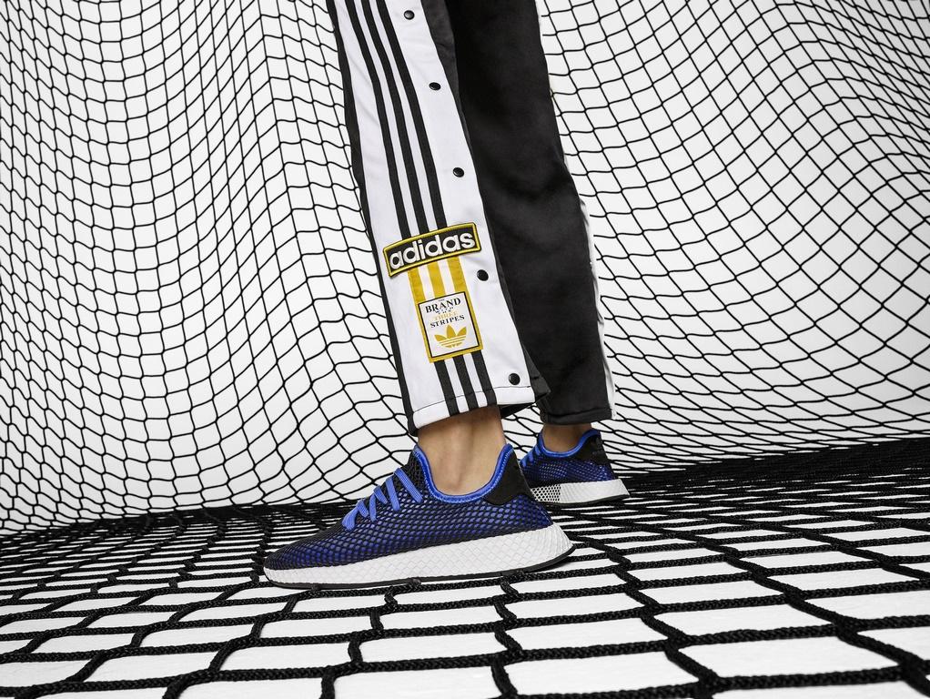 adidas Originals propone una nueva gama de colores de Deerupt, su silueta más disruptiva