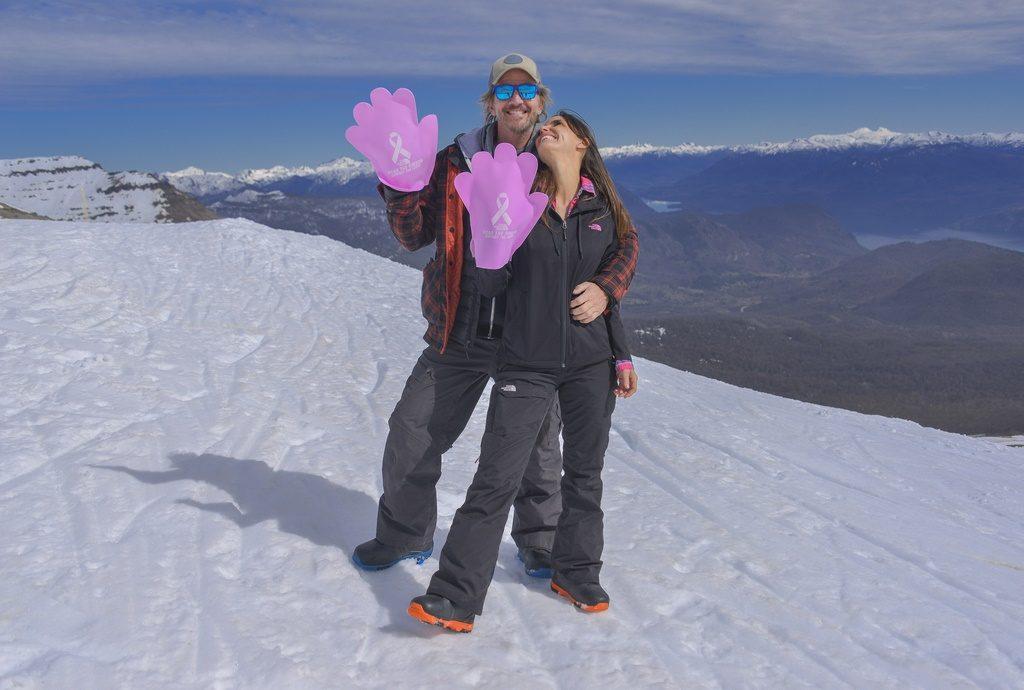 Facundo Arana y María Susini_abrazo al teta