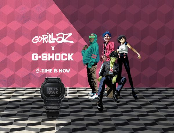 G-Shock Gorillaz  (7)