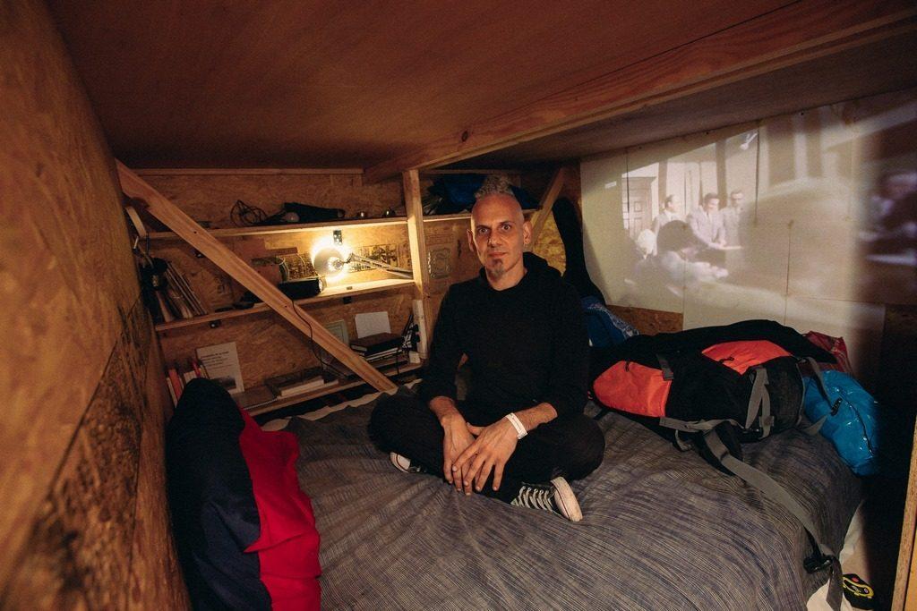 Leonello Zambón - Campamento Temporario en Territorio Desconocido 2