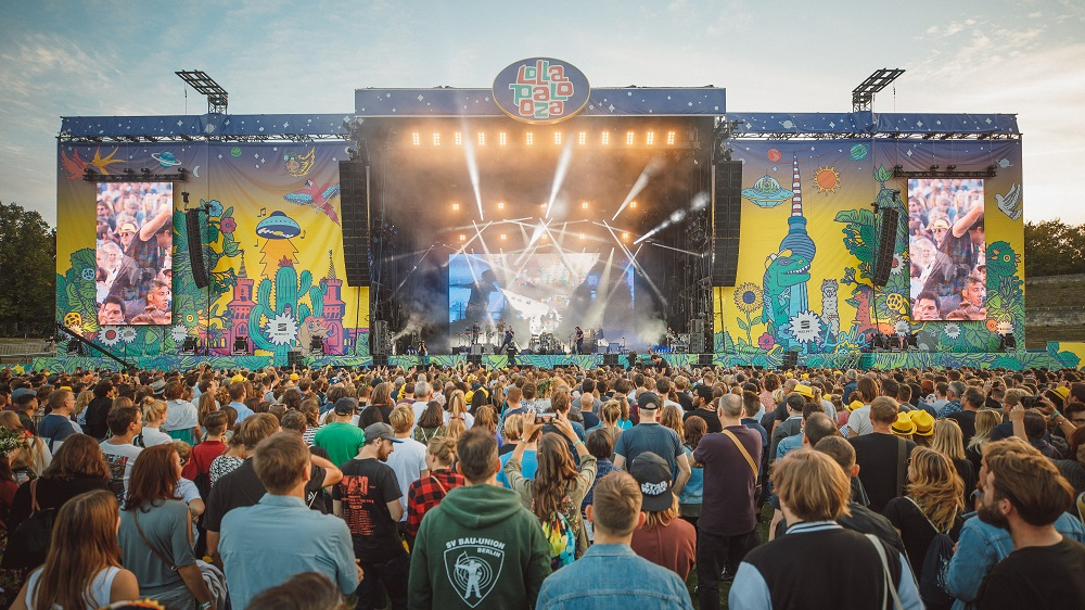 Lollapalooza Berlín celebró su cuarta edición con nuevo venue