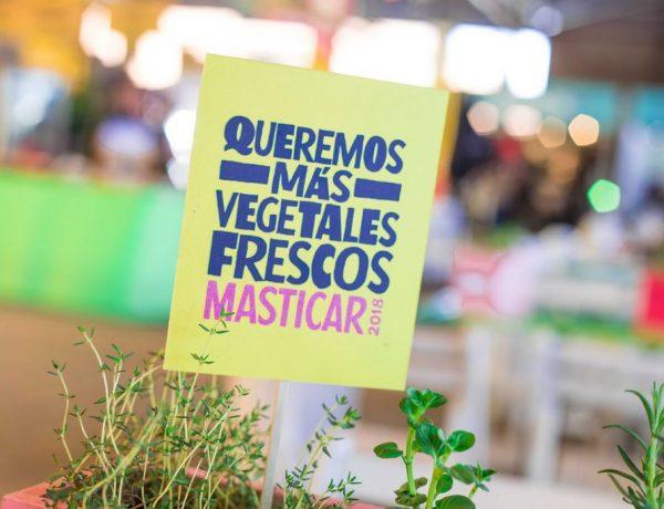 Octava edición de Feria Masticar