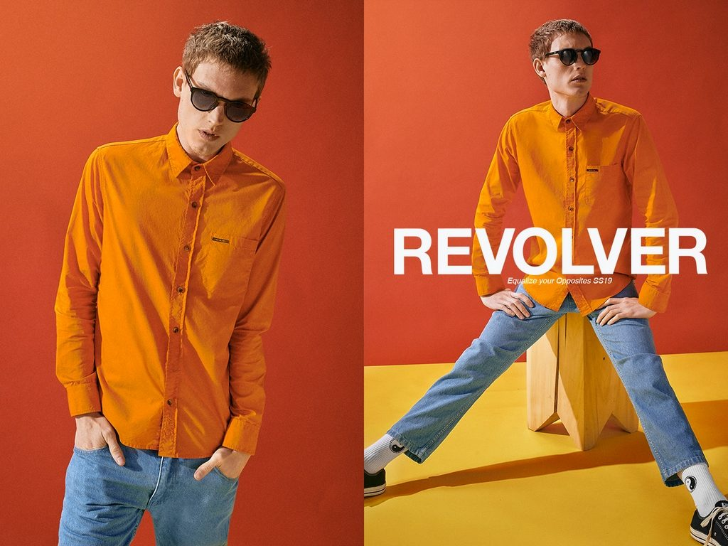Ropa Revolver SS19 I Equalize Your Opposites