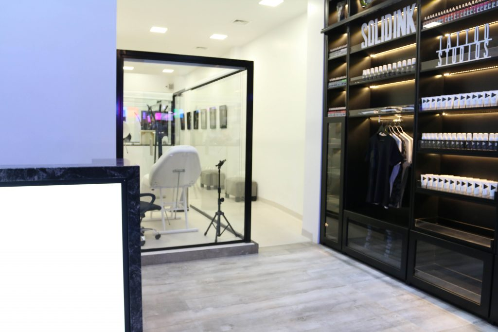 Solid Ink Tattoo Studios abrió sus puertas en Buenos Aires | loqueva.com