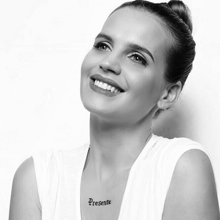 Sabrina Garciarena - Mi mensaje positivo