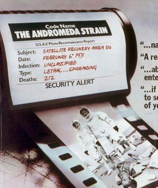 The Andromeda Strain (1971) home