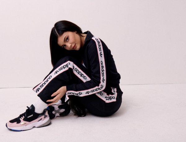 adidas Originals rinde tributo a las Falcon de los 90' junto a su embajadora Kylie Jenner