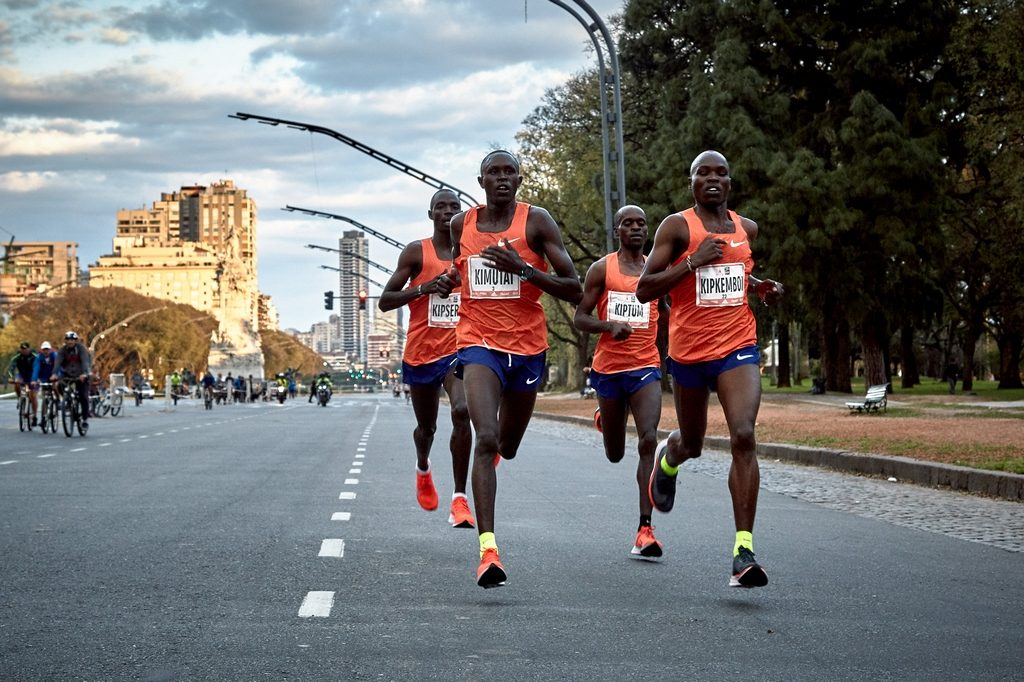 adidas y adidas Runners 42K Buenos Aires 2018