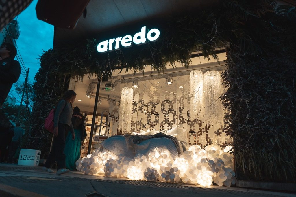 Arredo Tendencia Arenales 2018