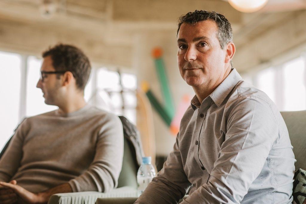 Axel Abulafia, Executive VP Globant, panelista del encuentro de empresas unicornios en WeWork (2)