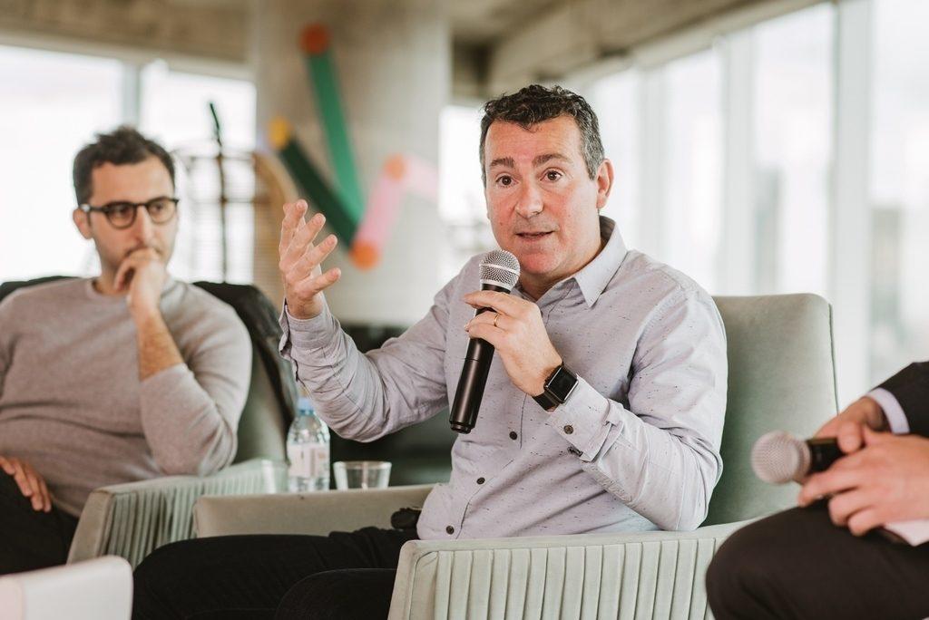 Axel Abulafia, Executive VP Globant, panelista del encuentro de empresas unicornios en WeWork