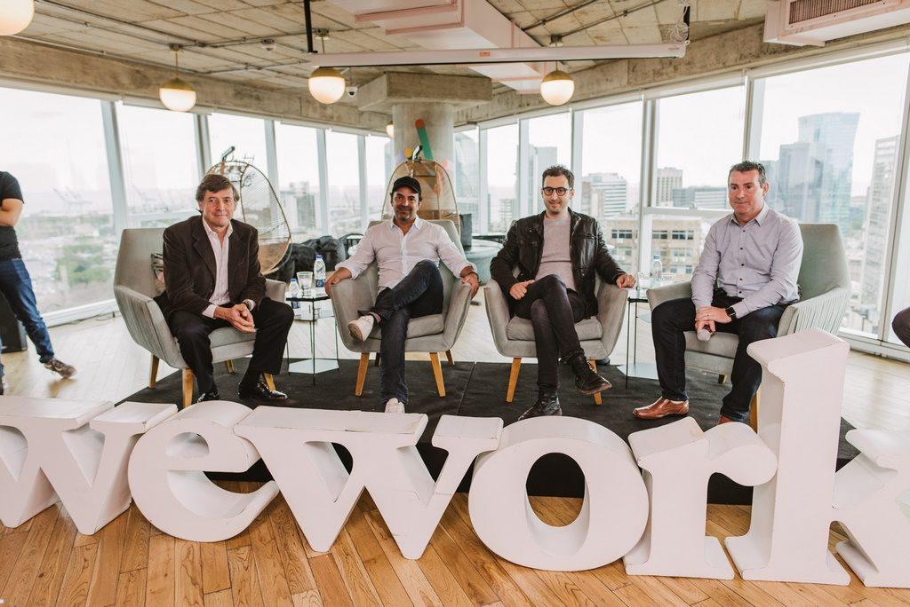 """WeWork presentó su tercera torre y reunió a los lideres de empresas """"Unicornio"""""""