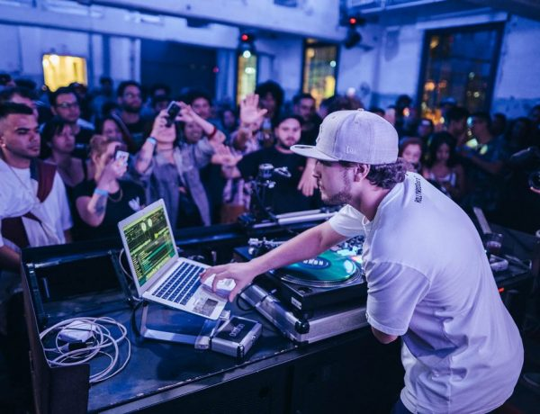 El arte de ser DJ Final Nacional de Red Bull Music 3Style