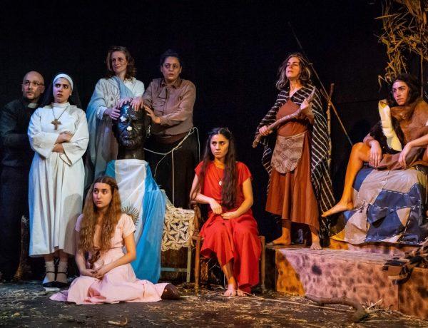 Fortín Tomado, de Andrés Binetti, en el Teatro Beckett (1)