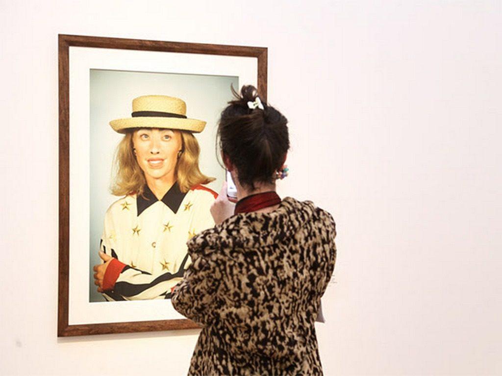 Malba despide la exposición Cindy Sherman Richard Prince (1)