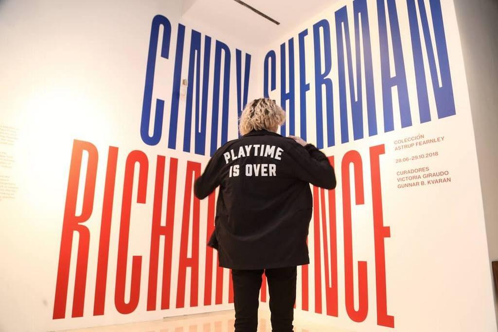 Malba despide la exposición Cindy Sherman Richard Prince (2)