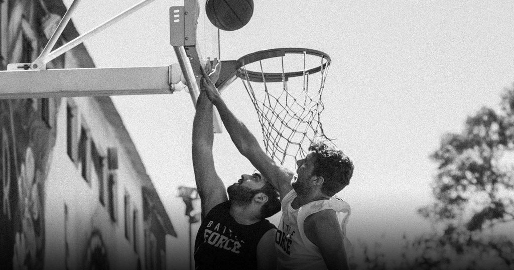 NSW Battle Force - Basket 3x3 wide