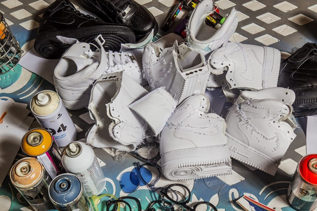 Nike Sportswear AF1 The Blank Canvas Collective