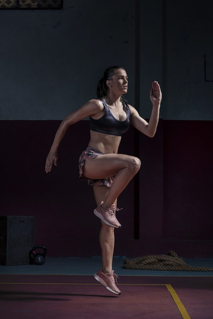 Nike Women - Hacete Escuchar - Carla Rebecchi