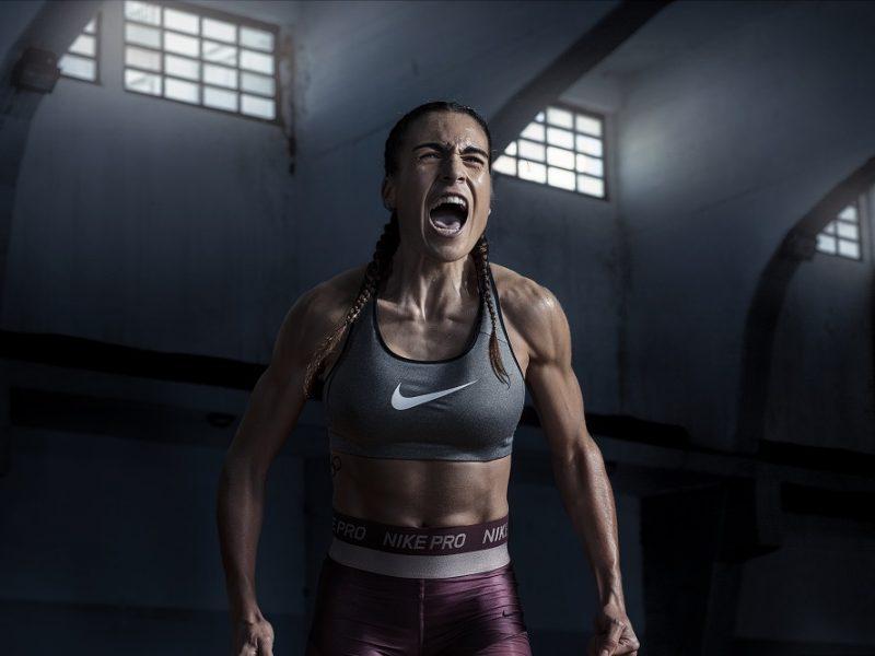 Nike Women Hacete escuchar