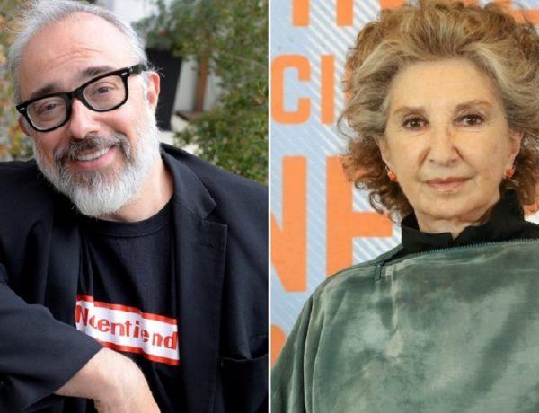 Norma Aleandro y Alex de la Iglesia, a beneficio de La Casa del Teatro